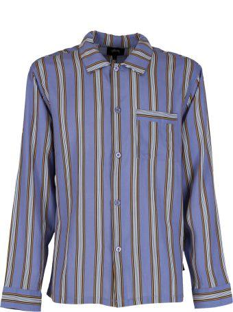 Stussy Cove Striped Ls Shirt