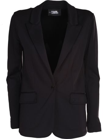 Karl Lagerfeld single-breasted blazer