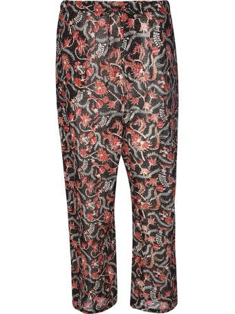Isabel Marant Classic Printed Trousers
