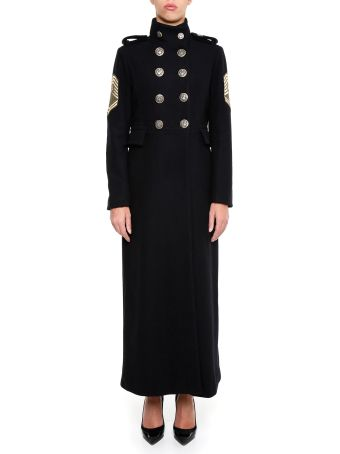 History Repeats Wool Cloth Coat