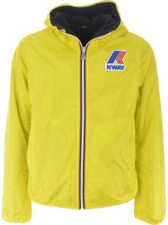 K-Way Jaques Warm Hooded Jacket