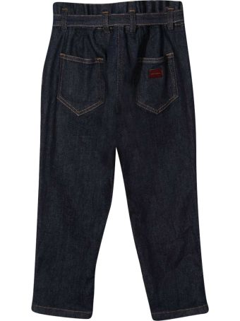 Dolce & Gabbana Dark Jeans