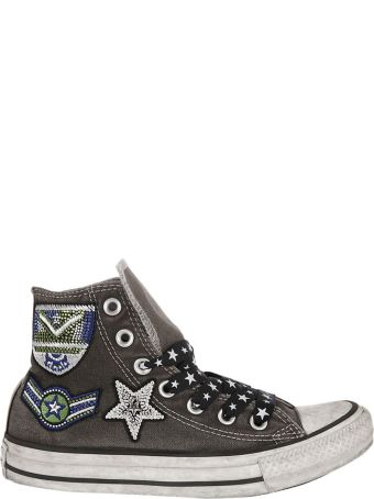 Converse Army Patchwork Sneakers