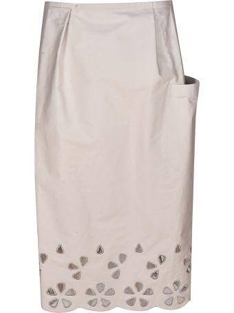 Sofie d'Hoore Side Patch Pocket Skirt