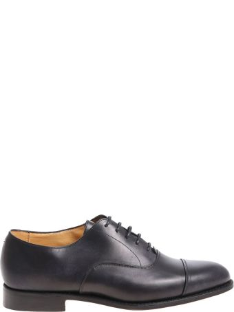 Tricker's Oxford Leather