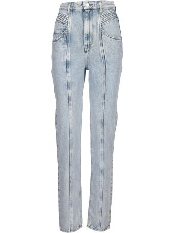 Isabel Marant Étoile Im Etoile Henoya Jeans