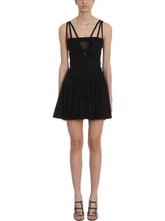 Giovanni Bbedin Black Jersey Dress