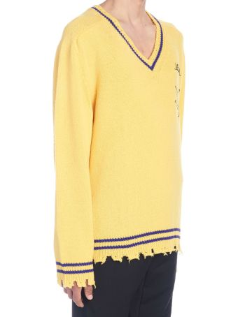 Riccardo Comi 'vegan'  Sweater