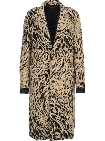 Haider Ackermann Coat Tiger