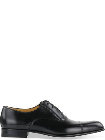 a.testoni Classic Oxford Shoes
