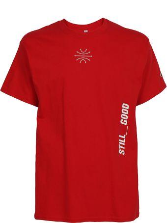 Still Good X Champion T-shirt