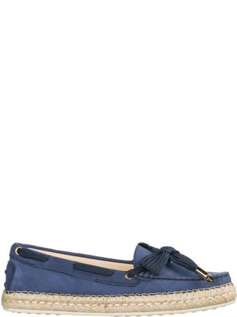 Tod's  Leather Loafers Moccasins Gommino