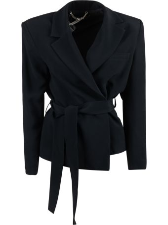 Federica Tosi Belted Blazer