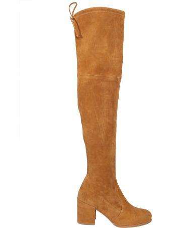 Stuart Weitzman Cuissard Tieland Boots
