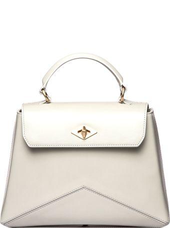 Ballantyne Ballantyne Light Grey Diamond Bag