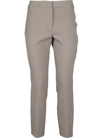 Peserico Slim Fit Trousers