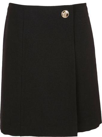 Givenchy Mini Wrap Skirt