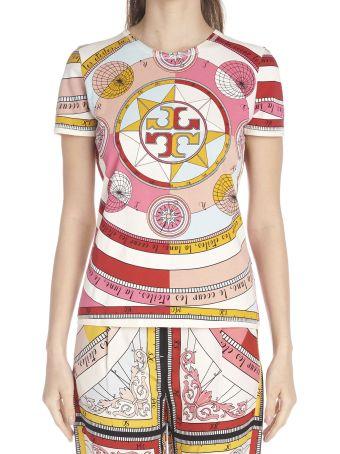 Tory Burch 'costellazione' T-shirt