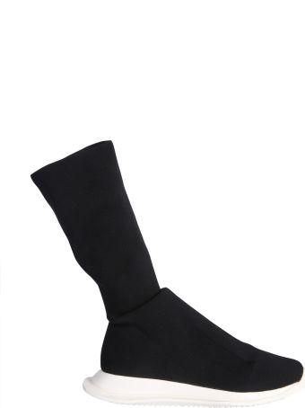 DRKSHDW Runner Sneakers In Socks
