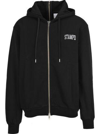 Stampd la Stampd Zipped Sweatshirt