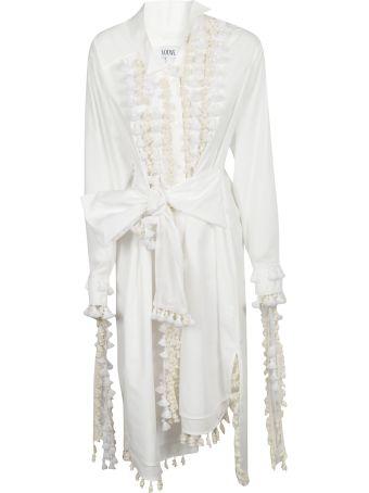 Loewe Tassel-embellished Shirt Dress