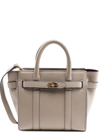 Mulberry Micro Zipped Bayswater Bag