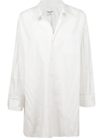 Junya Watanabe Pleated Shirt