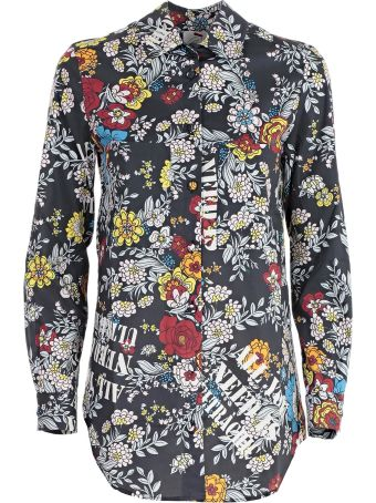 Ultrachic Floral Printed Shirt