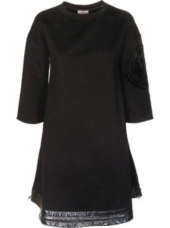 Moncler Drawstring Hem Dress