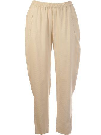 Stella McCartney Snake Print Trousers