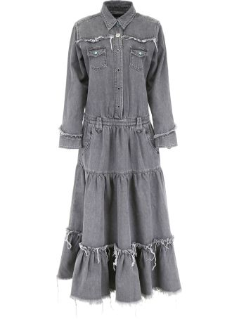 Alanui Denim Dress