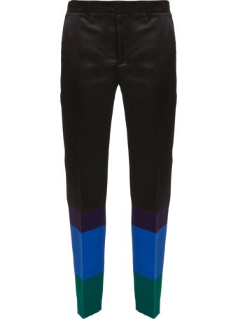 PT01 Block Strip Trousers