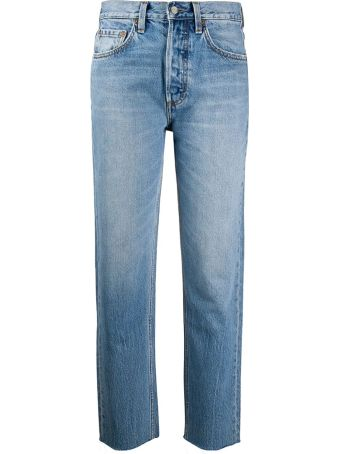 Boyish Gilda Cropped Jeans