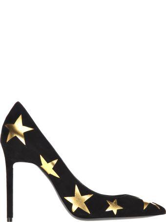 Saint Laurent Anja Stars Pumps