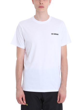 Han Kjobenhavn White Cotton T-shirt