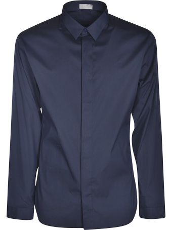 Christian Dior Concealed Placket Shirt
