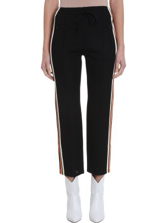 Isabel Marant Étoile Dobbs Black Viscose Trousers