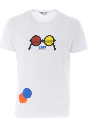 Daniele Alessandrini Print Detail T-shirt