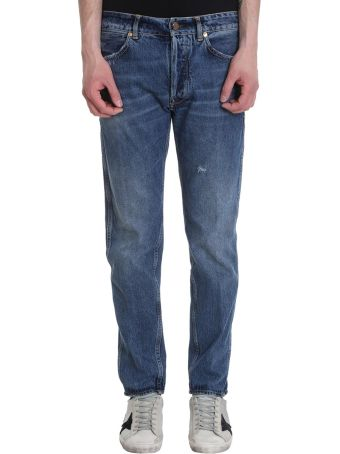 Golden Goose Blue Denim Free Jeans