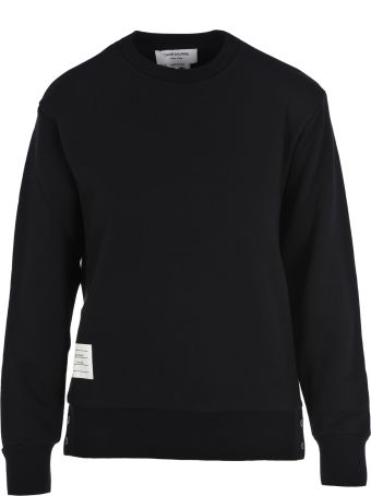 Thom Browne Stripes Detail Sweatshirt
