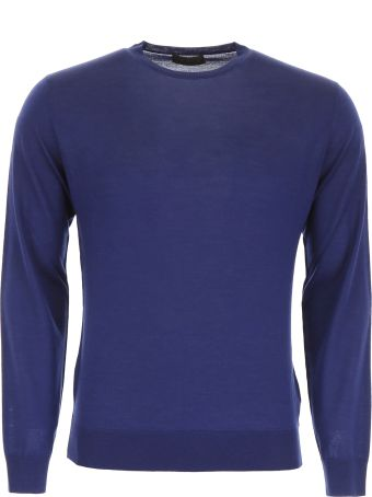 Prada Brushed Wool Pullover