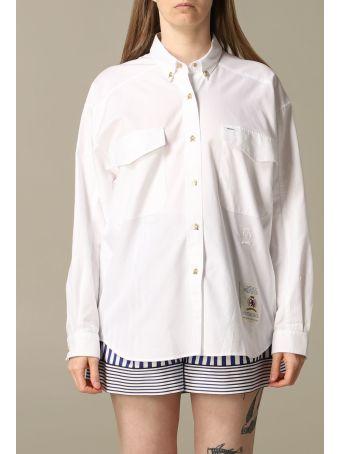 Hilfiger Denim Hilfiger Collection Shirt Hilfiger Collection Shirt With Button-down Collar