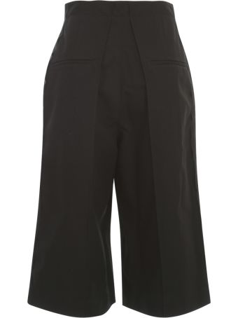 Y's K Pin Tuck Pants