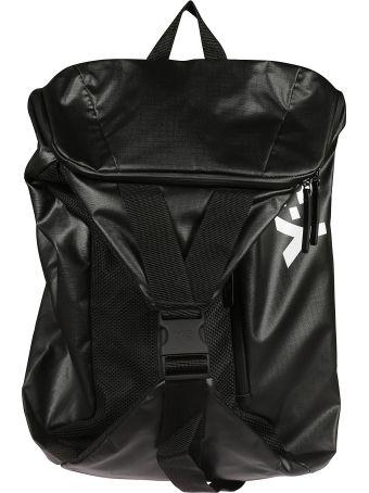 Adidas Y-3 Logo Detail Backpack