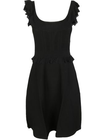 Paule Ka Sleeveless Dress