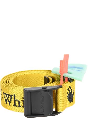 Off-White Off White Mini Industrial Belt New Logo