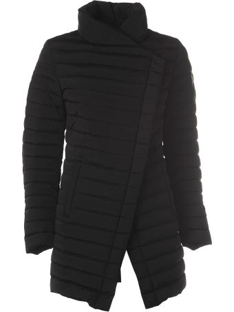 Colmar Black Quilted Jacket
