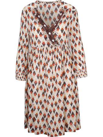Malìparmi Maliparmi Embellished Dress