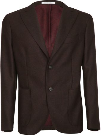 Boglioli Single Breasted Blazer