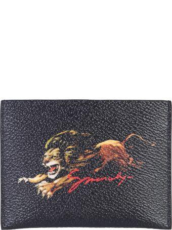 Givenchy Lion Print Holder